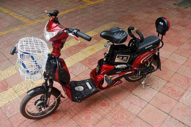 Muving: la aplicación de alquiler de motos eléctricas