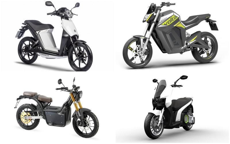 Moto hibrida vs Moto eléctrica
