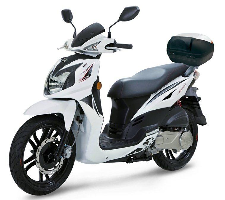Scooter 125 cc… la nueva alternativa de movilización