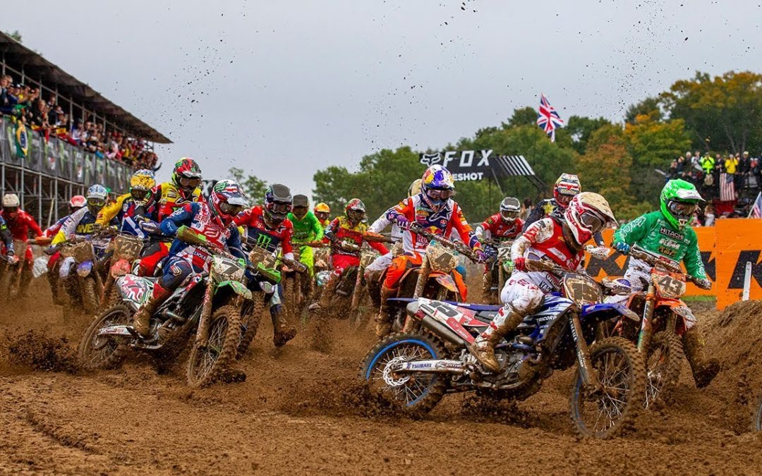 España en el top 10 del Gran Premio del Motocross of Nations