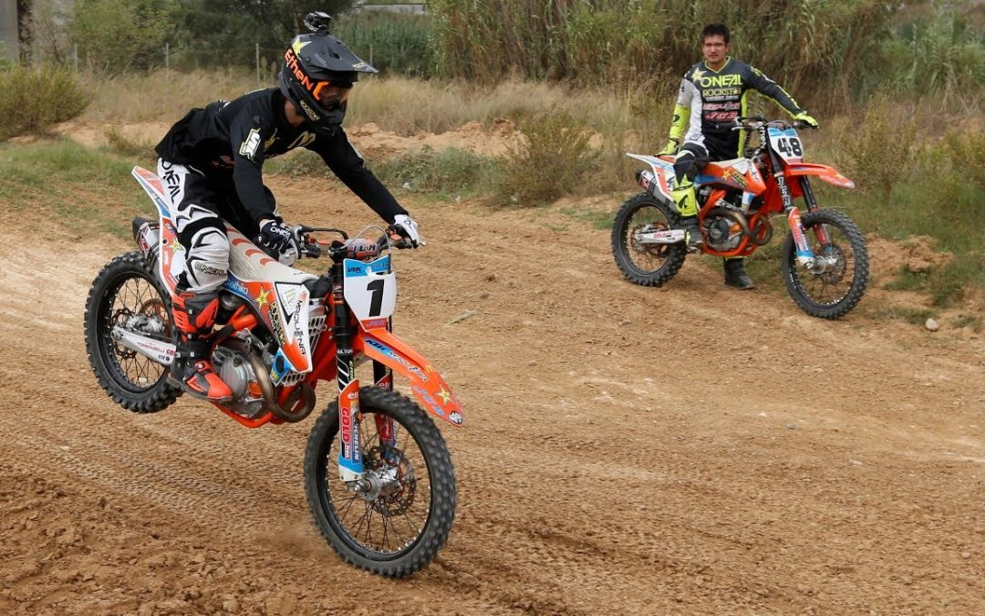 La Historia del Motocross en España
