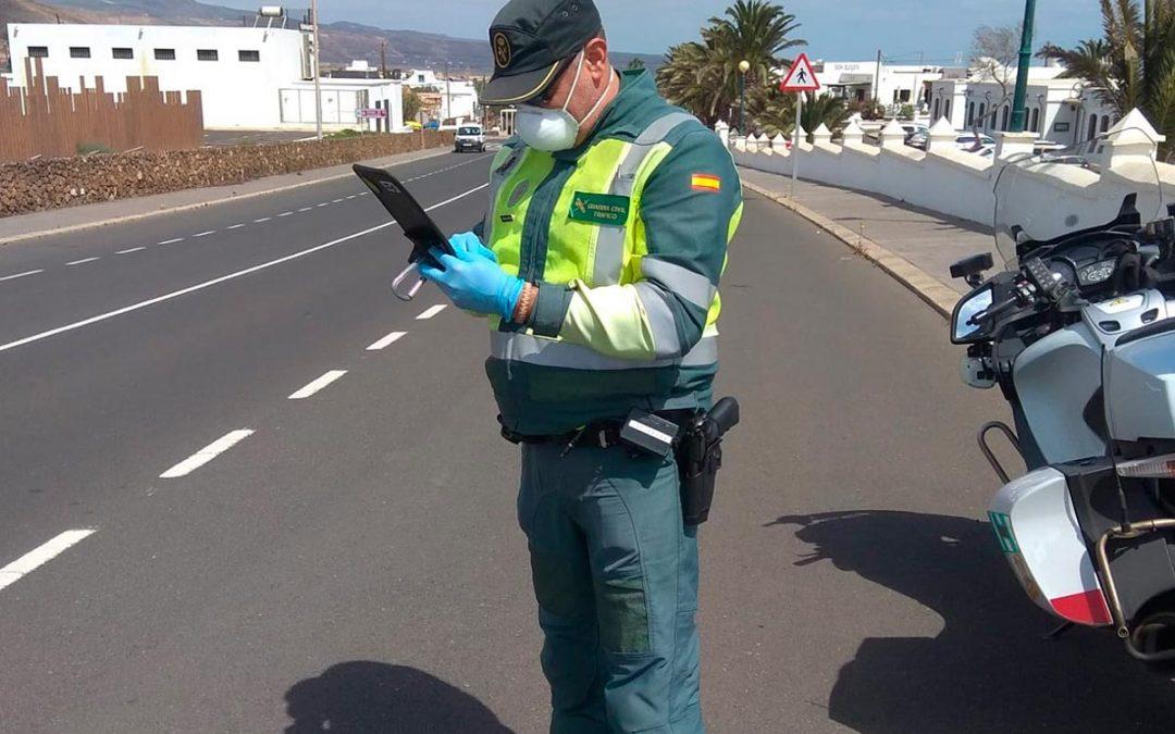 El Estado de Alarma también restringe a los motoristas