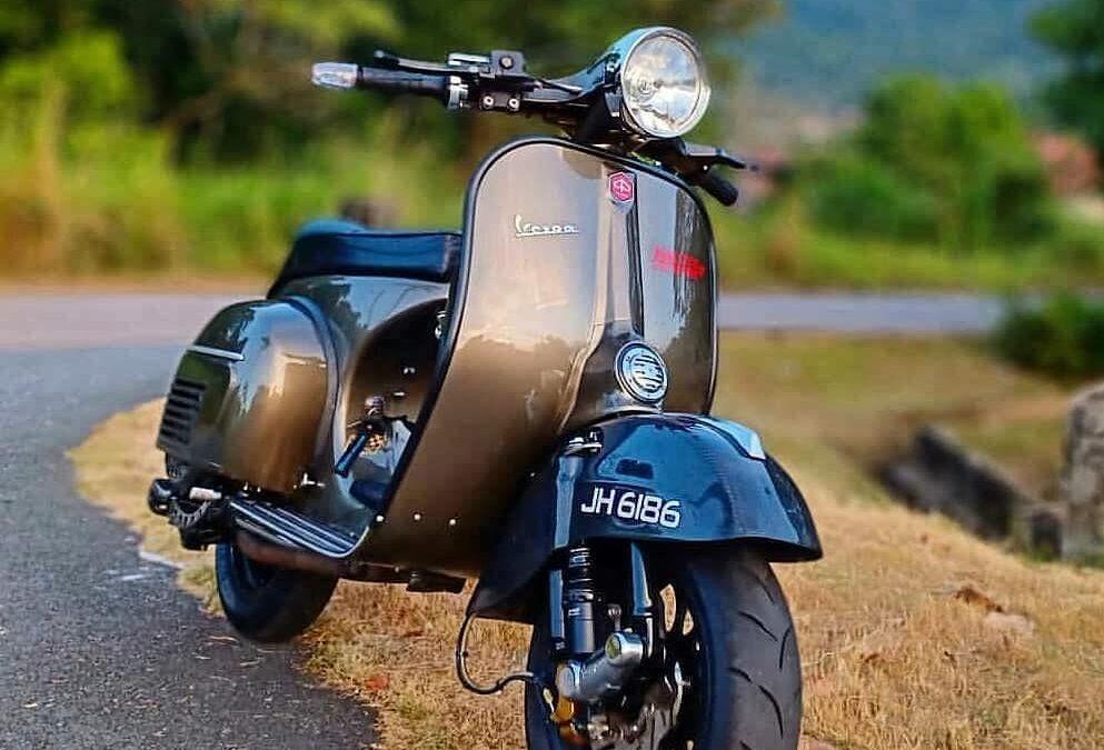 Vespa, el Scooter que nunca pasa de moda