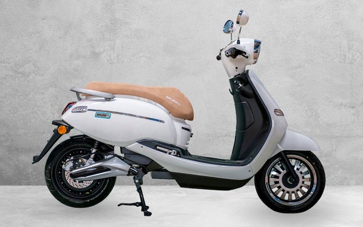 eBroh avanza con las motos económicas 100% eléctricas