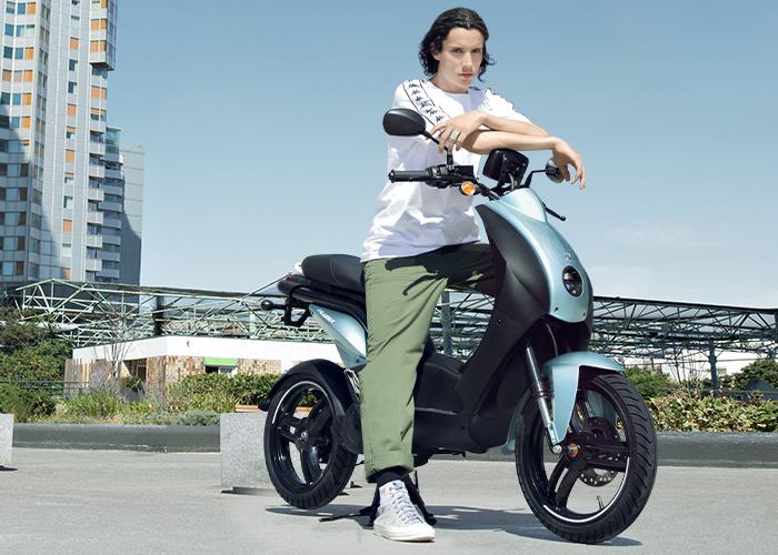 Peugeot e-Ludix la moto eléctrica asequible para la ciudad